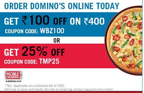 OTHER DOMINOS DEALS