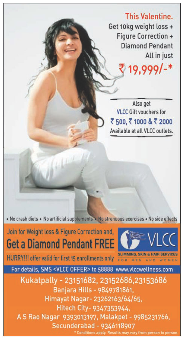 vlcc weight loss bangalore weather