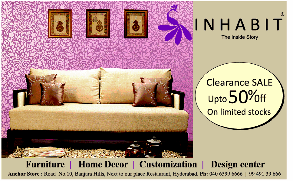 Clearance sale up to 50 off on limited stock at inhabit for Home decor 50 off