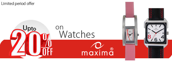 Maxima Gents Watches