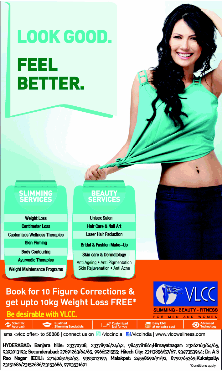 Vlcc Weight Loss Program Cost In India Weightlosslook