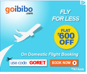 Goibibo provides many offers and codes on its website and app as well. But you can get additional Goibibo flight offers and various other deals such as goibibo bus coupons, hotel offers and more on GrabOn everyday. You can save more on your already discounted purchasing with these Goibibo discount coupons.