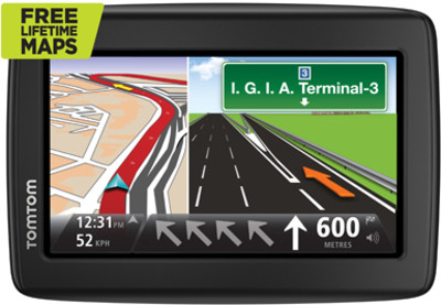 tomtom start 25 gps device 11 off flipkart dealshut. Black Bedroom Furniture Sets. Home Design Ideas