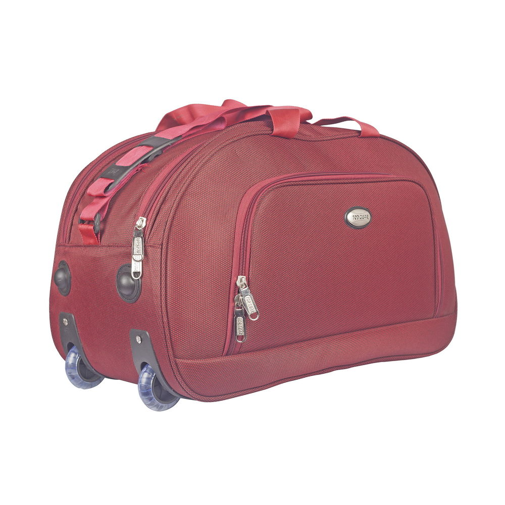 Top Gear Travel Duffle Bag With Trolley